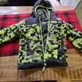 The North Face Jackets & Coats | Boys 3t Reversible North Face Jacket | Color: Green/Yellow | Size: 3tb
