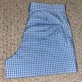 Ralph Lauren Shorts   Blue Gingham Ralph Lauren Shorts   Color: Blue/White   Size: 6