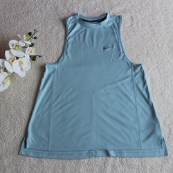 Nike Tops   Nike Dri Fit Light Blue Athletic Top Size Medium   Color: Blue   Size: M