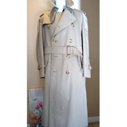 Burberry Jackets & Coats | Men'S Burberry Trench Coat Fall Winter Coat | Color: Tan | Size: 38 Short