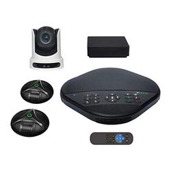 USB/Bluetooth Speakerphone Conference Speaker Phone Call Center for Holding Meetings with Perfect Sound Quality SV3100