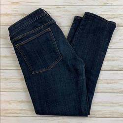 J. Crew Jeans   J. Crew Basic Denim Toothpick Jeans   Color: Blue   Size: 30