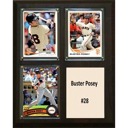 """""""Buster Posey San Francisco Giants 8'' x 10'' Plaque"""""""