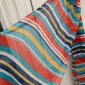 J. Crew Accessories | J.Crew Multi Color Lightweight Scarf | Color: Blue/Red | Size: Os