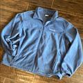Columbia Jackets & Coats | Columbia Xxl Fleece Lightweight Jacket | Color: Blue | Size: Xxl