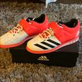 Adidas Shoes   Adidas Power Lift Weight Lifting Shoes   Color: Red   Size: 10.5