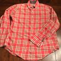 J. Crew Shirts | J.Crew Woven Shirt, Tailored By J.Crew, S | Color: Pink/Red | Size: S
