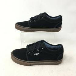 Vans Shoes   New Vans Skateboarding Sneakers Casual Shoes Low T   Color: Black   Size: Youth 5