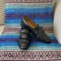 Zara Shoes | Mens Zara Man Black Formal Shoe | Color: Black | Size: 10