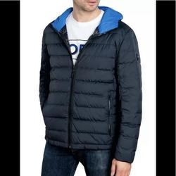 Michael Kors Jackets & Coats | Michael Kors Lightweight Puffer Jacket Dark Blue | Color: Blue | Size: Xl