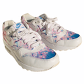 Nike Shoes   Nike Air Max Women 7 Shoe Sneaker Floral Running   Color: Blue/Pink   Size: 7