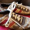 Coach Shoes | Coach Mabel Tennis Shoes | Color: Brown/Tan | Size: 9.5