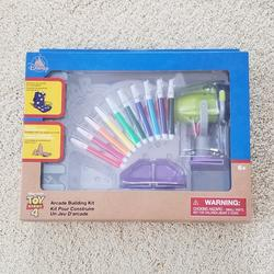 Disney Holiday | Disney Toy Story Fun Coloring And Play Fun Set | Color: Blue/Yellow | Size: Os