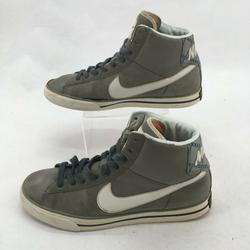 Nike Shoes   Nike Sweet Classic High Sneakers Casual Shoes Lace   Color: Gray   Size: 9