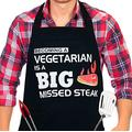 Grill Apron for Men Funny I Mens Aprons for Cooking Funny I Grilling Aprons for Men I Funny BBQ Aprons I Ideal Grilling Gifts for Dad on Valentine Day and Father Day