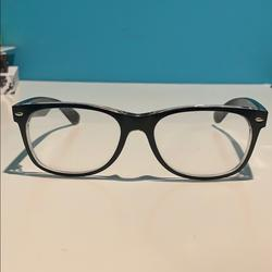 Ray-Ban Accessories | Ray Ban Clear Glasses | Color: Black | Size: Os