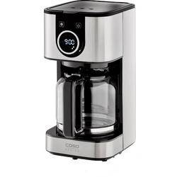 CasoDesign Caso Design 10-Cup Hot Brew Coffee Maker in Black, Size 6.61 H x 12.95 W x 9.65 D in | Wayfair 11858