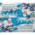 MVP 2020 2021 Upper Deck Hockey Series Unopened Retail Box of 36 Packs with Chance for Stars, 1 Draft Picks, Rookie Cards, Silver Scripts Plus