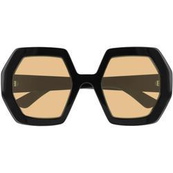 GG0772S 006 Women's Sunglasses - Black - Gucci Sunglasses
