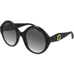 GG0797S 001 Women's Sunglasses - Black - Gucci Sunglasses