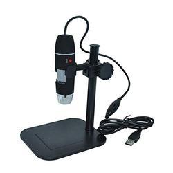Digital USB Microscope 50X~500X Electronic Microscope 5MP USB 8 LED Digital Camera Microscope Endoscope nifier