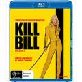 Kill Bill: Volume 1 Blu-ray | A Quentin Tarantino Film | NON-USA Format | Region B Import - Australia