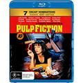 Pulp Fiction Blu-ray | A Quentin Tarantino Film | NON-USA Format | Region B Import - Australia
