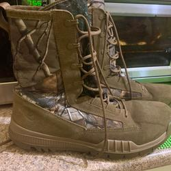 Nike Shoes   Nike Sfb 8 Field Military Hunting Boots Size 12.5   Color: Brown/Green   Size: 12.5