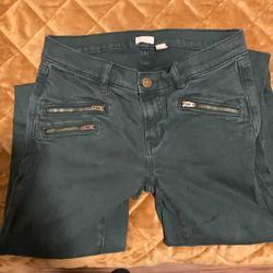 J. Crew Jeans   J Crew Hunter Green Denim Jeans   Color: Green   Size: 26