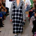 Burberry Jackets & Coats   Burberry Runway Coat   Color: Black/White   Size: 8