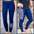 Lululemon Athletica Pants & Jumpsuits   Lululemon Wunder Under Shashiko Patchwork Legging   Color: Blue   Size: 6