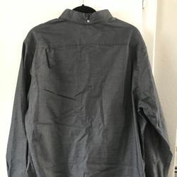 Nike Shirts   Mens Button Down Long Sleeve Shirt   Color: Blue   Size: Xl