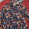 Levi's Jackets & Coats | Levi'S Ladies Paisley Print Utility Jacket | Color: Blue | Size: L