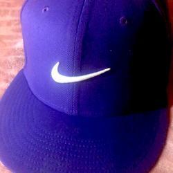 Nike Other | Lakernation Hat! Rich Royal Purple Hat. | Color: Purple | Size: Os
