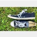 Converse Shoes | Converse Low Top All Star Chucks Sneakers Shoes | Color: Black/White | Size: 12