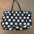 Kate Spade Bags   Kate Spade Black And White Floral Tote Baby Bag   Color: Black/White   Size: Os