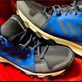 Adidas Shoes | Adidas Terrex Tracewalker Mens Walking Shoe 11.5 | Color: Blue | Size: 11.5