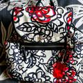 Coach Bags | Coach Backpack | Color: Red/White | Size: Os