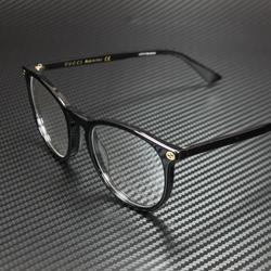 Gucci Accessories   Gucci Classic Oval 50mm Women'S Glasses   Color: Black/Gold   Size: Os