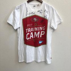Levi's Shirts | Levis San Francisco 49ers Training Camp Tshirt | Color: White | Size: S
