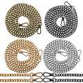Purse Chain Replacement,6 Pack Wallet Chain Shoulder Bag Chain Handbag Chains DIY Shoulder Cross Body Bag Chain for DIY Metal Shoulder Cross Body Bag Hand Bag Purse Bag Shoulder (47 Inch/pcs)