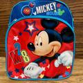 Disney Accessories | Mickey Mouse Backpack | Color: Blue | Size: Various