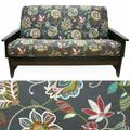 Floral Bloom Futon Cover 938 Full