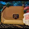 Michael Kors Bags | Michael Michael Kors Tan Leather Purse | Color: Tan | Size: Os