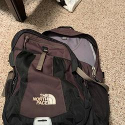 The North Face Bags   North Face Bookbag   Color: Brown   Size: Os