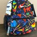 Nike Bags | New With Tag Nike Brasilia Jdi Backpack Book Bag | Color: Black/Red | Size: Os