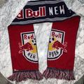 Adidas Accessories | Red Bulls New York Soccer Scarf | Color: Red | Size: Os