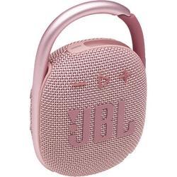 JBL Clip 4 Portable Bluetooth Speaker (Pink) JBLCLIP4PINKAM