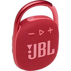 JBL Clip 4 Portable Bluetooth Speaker (Red) JBLCLIP4REDAM