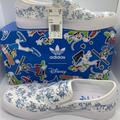Adidas Shoes   Adidas Disney X 3mc Goofy Sport Slip On Sneakers   Color: Blue/White   Size: Various